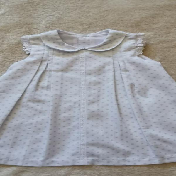 Vestido 9-12 m muy cuqui!!! para bebé niña