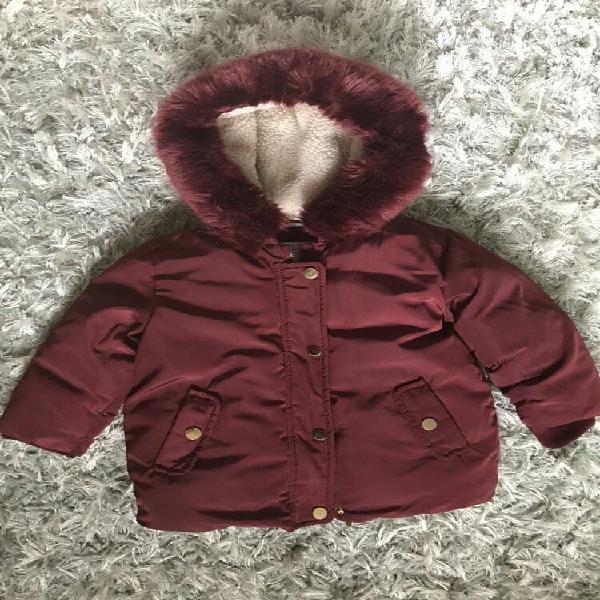 Abrigo/chaqueta zara