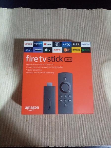 """Tv stick de amazon ( con kodi ) """" nuevo """""""