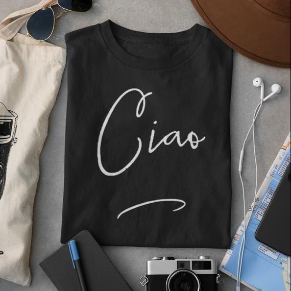 Camisa ciao camiseta