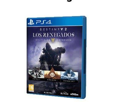 Destiny 2 los renegados edicion legendaria precint