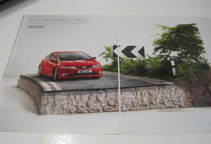 Honda civic type r: anuncio publicidad 2010