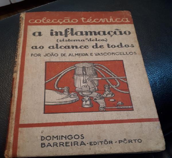 Libro a inflamacao. sistema delco. en portugues