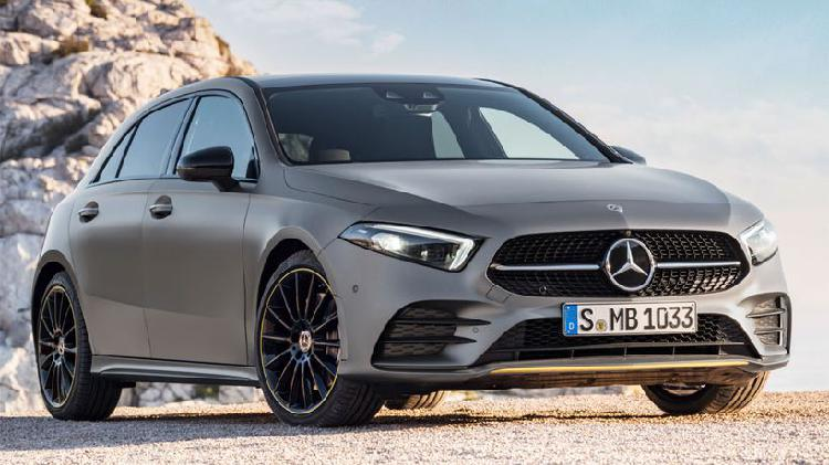 Mercedes-benz clase a 45 amg edition 1 4matic 7g-dct