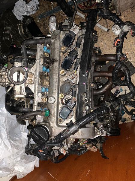 Motor de toyota yaris