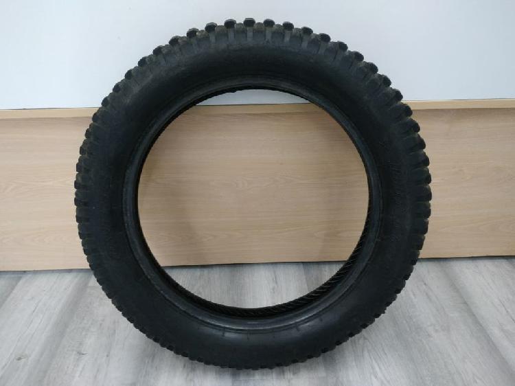 Neumático trasero trial dunlop