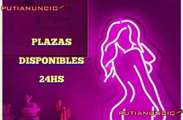 PLAZAS DISPONIBLES URGENTE
