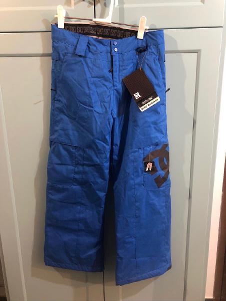 Pantalón esquí marca dc talla l niño/a o s mujer