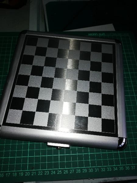 Ajedrez backgammon