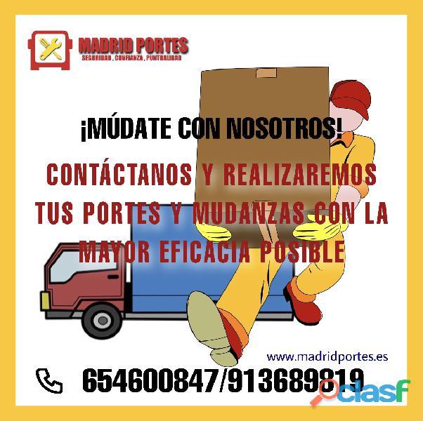 Anuncios Mudanzas Madrid LOW COST