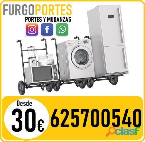 Portes Ciudad Lineal →625700540 (San Blas+las Rosas)