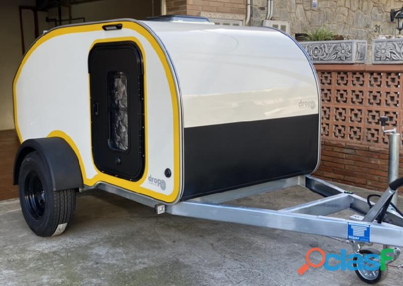 VENDO MINI CARAVANA DROPLAND
