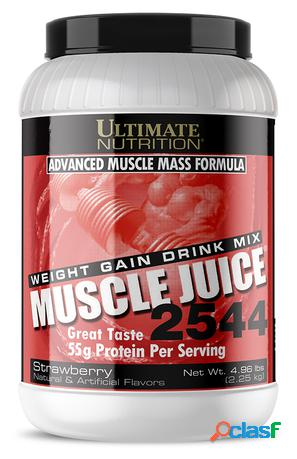 Ultimate nutrition muscle juice 2544 2,25 kg chocolate