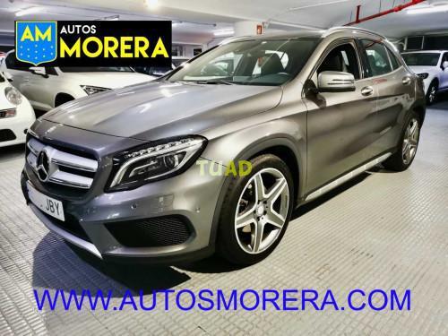 Mercedes gla 220 cdi 4matic amg. garantia oficial mercedes