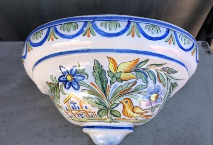 Pila de cerámica de gimeno de 40 cm x 25 cm x 22 cm