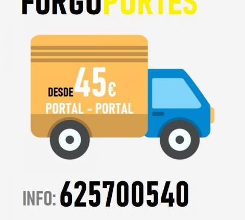 Portes económicos*en madrid 625700+540 r