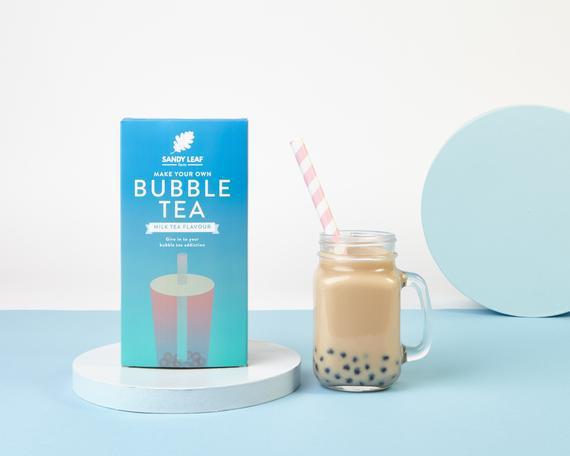 Kit de té de burbujas - ¡haz tu propio té de burbujas