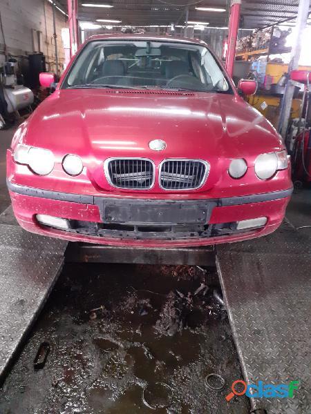 Despiece BMW Compact E46 1.8i