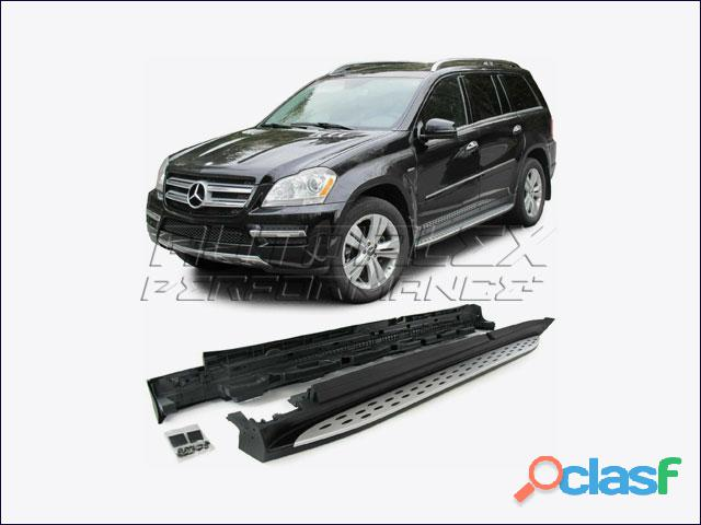 Estribos Laterales Mercedes Benz GL X166