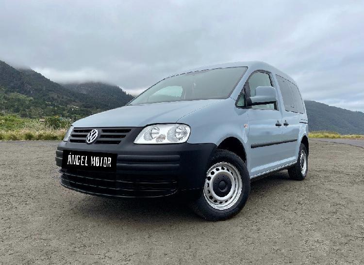 Volkswagen caddy tdi con 1 año de garantía!