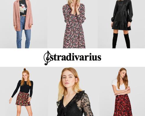 Nueva colección mujer stradivarius