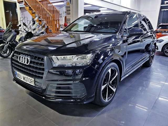 Audi q7 3.0tdi black line edition quattro tip. 200kw '17