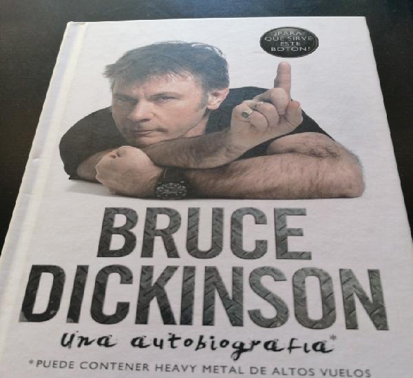 Bruce dickinson - para que sirve este botón -