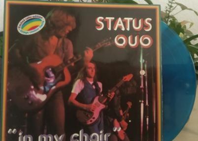 In my chair. - lp de vinilo 12 33 r.p.m.status quo.