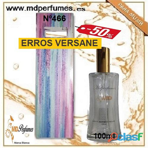 Oferta perfume mujer erros versane nº466 alta gama 100ml 10€