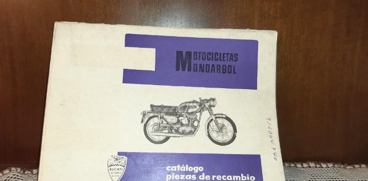 Catalogo piezas de ducati años 70 de mototrans