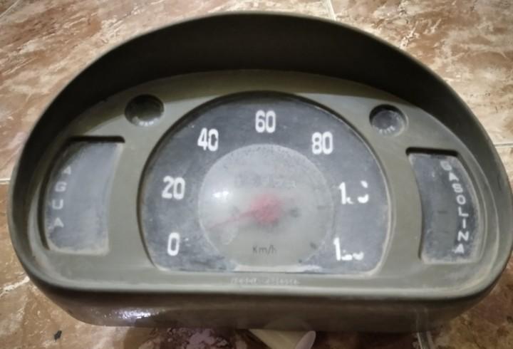 Seat 600 cuenta kilometros