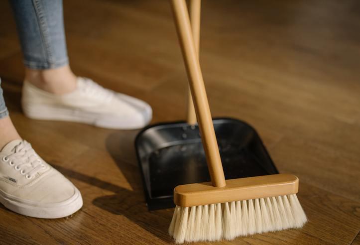 Limpieza y planchado de ropa