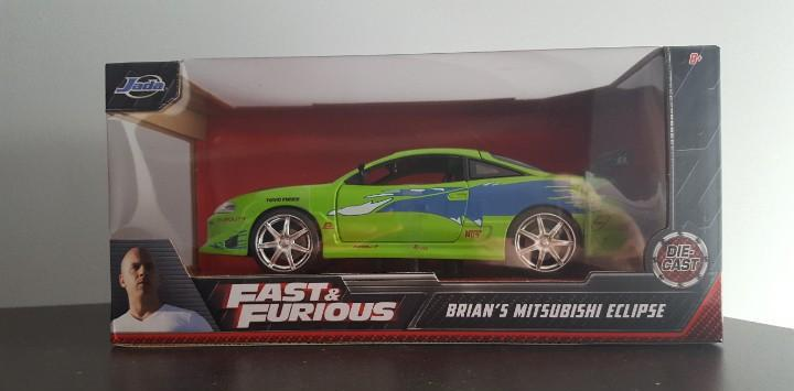 Sin comision en poncemodels. mitsubishi eclipse fast and