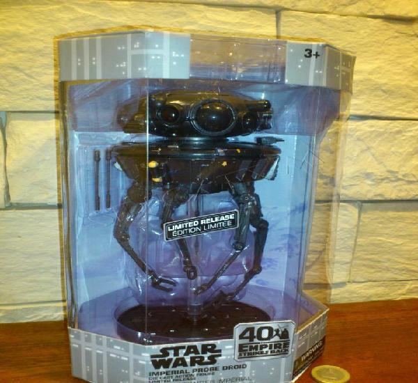 Star wars - imperial probe droid - 40 aniversary - elite