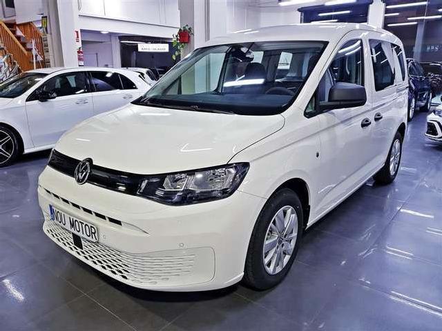 Volkswagen caddy 2.0tdi kombi 75kw '21