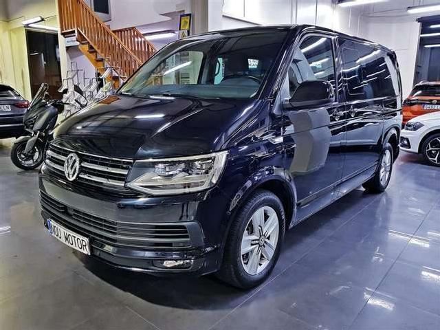 Volkswagen t5 multivan 2.0tdi bmt premium 4m dsg 150kw '16