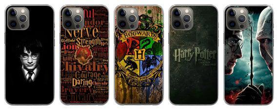 Harry potter caso teléfono de nuevo magic wand gryffindor