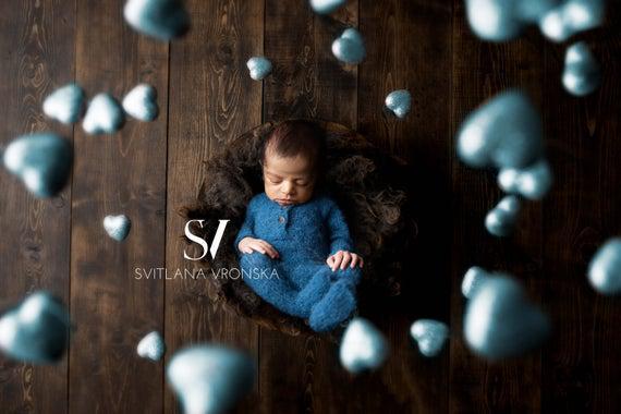 Recién nacido digital telón de fondo niño recién nacido