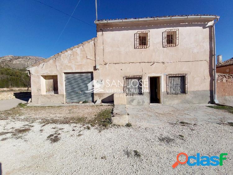 Inmobiliaria san jose vende casa adosada en la romana zona del algayat