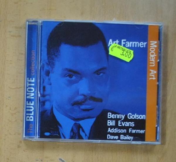 Art farmer - modern art - the blue note collection - cd