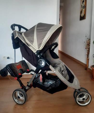 Carrito de bebé baby jogger city mini