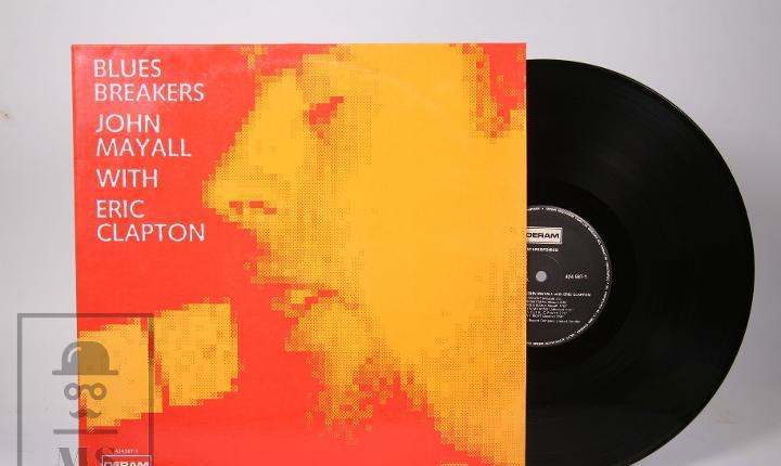 Disco lp de vinilo - blues breakers / john mayall with eric