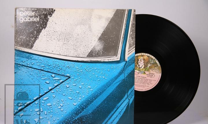 Disco lp de vinilo - peter gabriel - the famous charisma