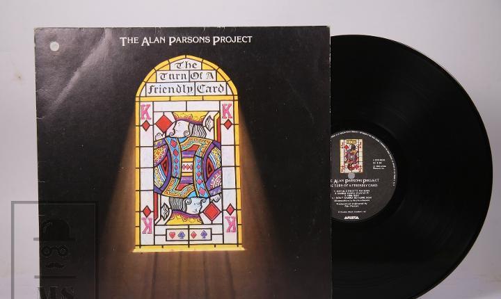 Disco lp de vinilo - the alan parsons project / the turn of