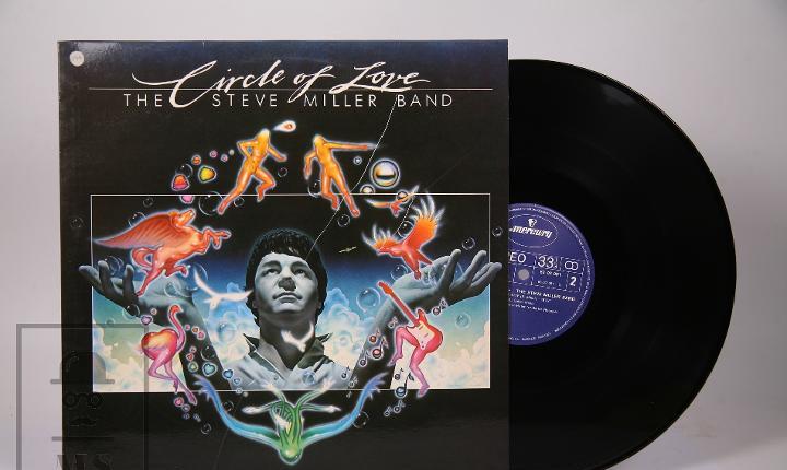 Disco lp de vinilo - the steve miller band / circle of love