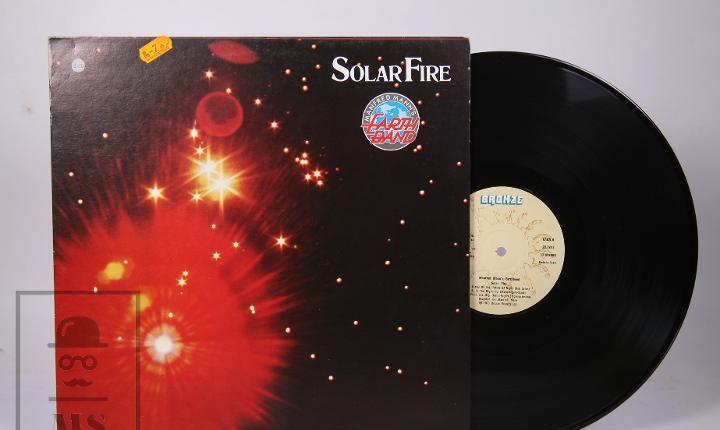Disco lp de vinilo - manfred mann's earthband/solar fire -