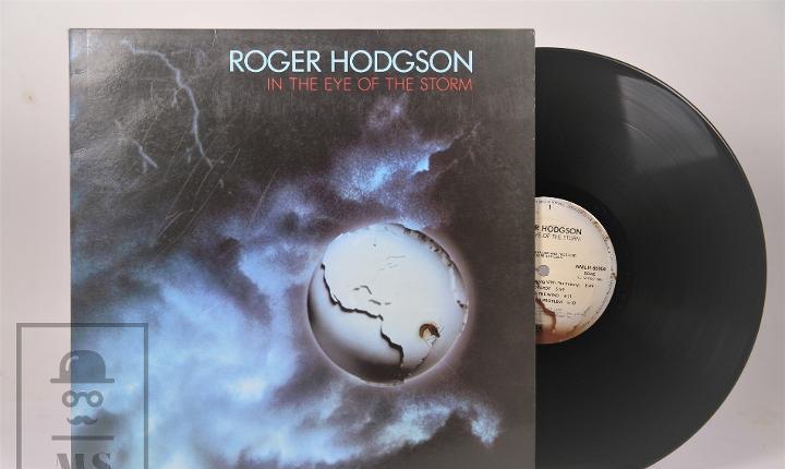 Disco lp de vinilo - roger hodgson / in the eye of the storm