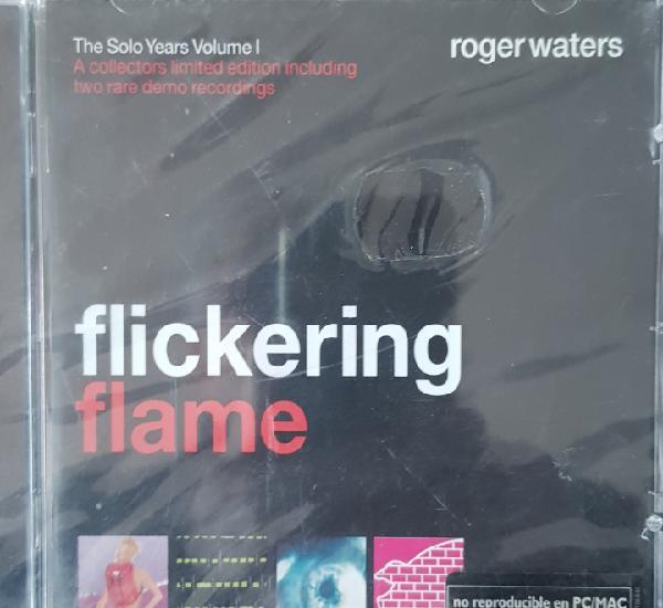 Roger waters flickering flame