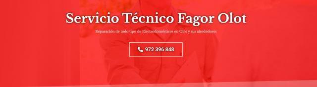 Servicio técnico fagor olot 972396313