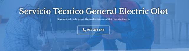 Servicio técnico general electric olot 972396313